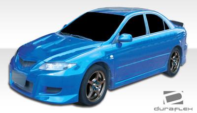 Mazda 6 Skylark Duraflex Front Body Kit Bumper 2003-2008