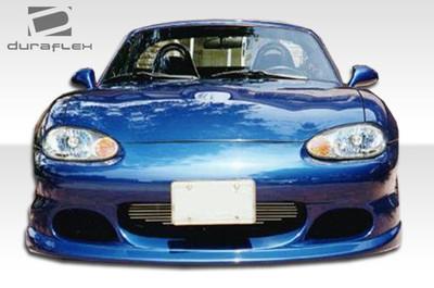 Mazda Miata Bomber Duraflex Front Body Kit Bumper 1998-2005