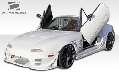 Mazda Miata VX Duraflex Front Body Kit Bumper 1990-1997