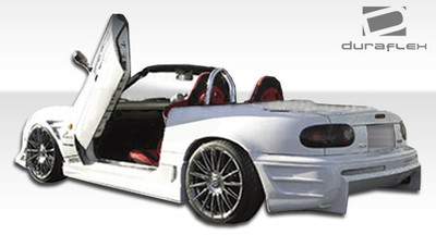 Mazda Miata VX Duraflex Rear Body Kit Bumper 1990-1997
