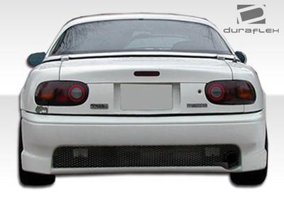 Mazda Miata Wizdom Duraflex Rear Body Kit Bumper 1990-1997