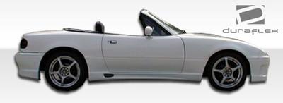 Mazda Miata Wizdom Duraflex Side Skirts Body Kit 1990-1997