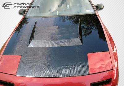 Mazda RX-7 D-1 Carbon Fiber Creations Body Kit- Hood 1986-1991