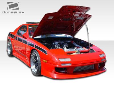 Mazda RX-7 GP-1 Duraflex Front Body Kit Bumper 1986-1991