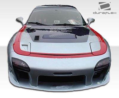 Mazda RX-7 GT Concept Duraflex Front Body Kit Bumper 1993-1997