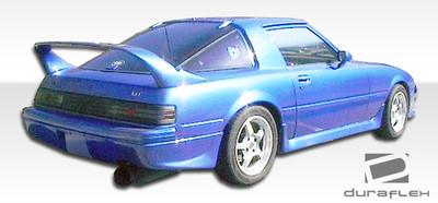 Mazda RX-7 M-1 Duraflex Rear Body Kit Bumper 1979-1985