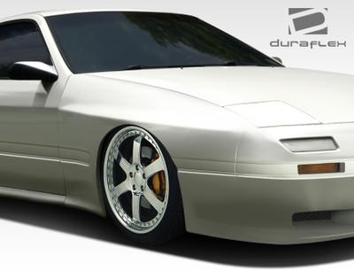 Mazda RX-7 MTP Duraflex Body Kit- Wide Fenders 1986-1991