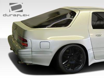 Mazda RX-7 MTP Duraflex Wide Fender Flares 1986-1991