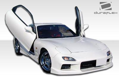 Mazda RX-7 Sleek Duraflex Front Body Kit Bumper 1993-1997