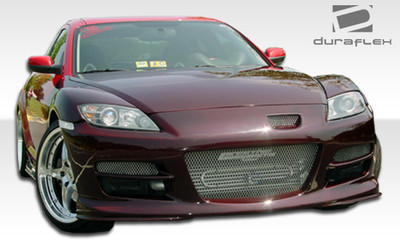 Mazda RX-8 GT Competition Duraflex Front Body Kit Bumper 2004-2008