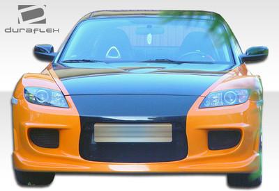Mazda RX-8 I-Spec Duraflex Front Body Kit Bumper 2004-2008