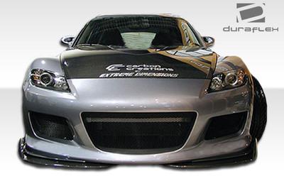 Mazda RX-8 M-1 Duraflex Front Body Kit Bumper 2004-2008