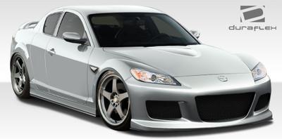 Mazda RX-8 M-1 Speed Duraflex Full Body Kit 2009-2011