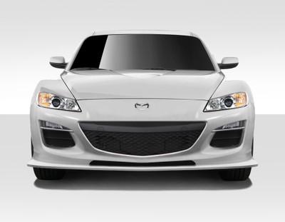 Mazda RX-8 Orion Duraflex Front Body Kit Bumper 2009-2011