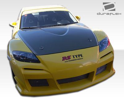 Mazda RX-8 Raven Duraflex Front Body Kit Bumper 2004-2008