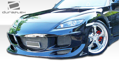 Mazda RX-8 R-Speed Duraflex Front Body Kit Bumper 2004-2008