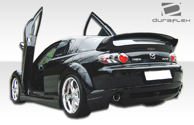 Mazda RX-8 R-Speed Duraflex Rear Body Kit Bumper 2004-2008