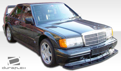 Mercedes 190 Evo 2 Duraflex Front Wide Body Kit Bumper 1984-1993