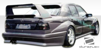 Mercedes 190 Evo 2 Duraflex Rear Wide Body Kit Bumper 1984-1993