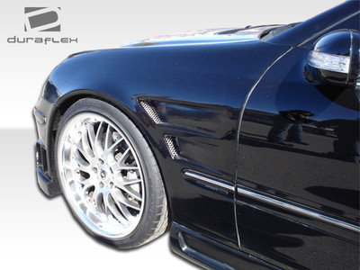Mercedes C Class 4DR Morello Edition Duraflex Body Kit- Fenders 2001-2007