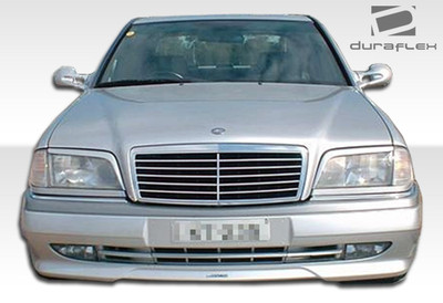 Mercedes C Class AMG Look Duraflex Front Body Kit Bumper 1994-2000