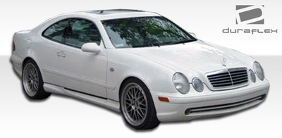 Mercedes CLK AMG Duraflex Full Body Kit 1998-2002