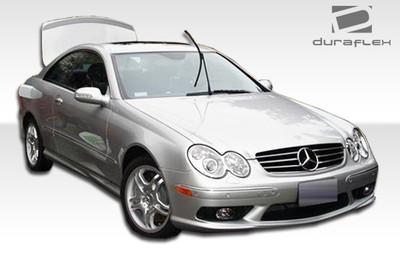 Mercedes CLK AMG Duraflex Full Body Kit 2003-2009