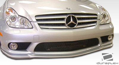Mercedes CLS 55 CR-S Duraflex Front Bumper Lip Body Kit 2006-2011