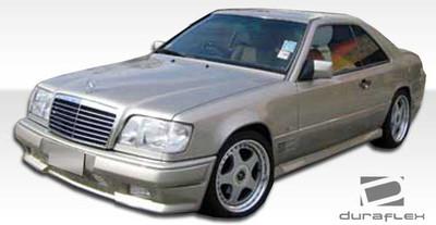 Mercedes E Class 2DR AMG Duraflex Full Body Kit 1986-1995
