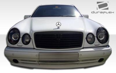 Mercedes E Class AMG Look Duraflex Front Body Kit Bumper 1996-1999