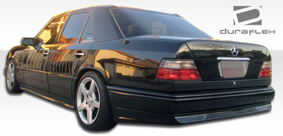 Mercedes E Class C36 Look Duraflex Rear Body Kit Bumper 1986-1995