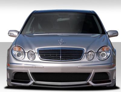 Mercedes E Class W-1 Duraflex Front Body Kit Bumper 2003-2006