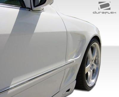 Mercedes S Class LR-S Duraflex Body Kit- Fenders 2000-2006