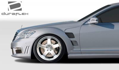 Mercedes S Class LR-S Duraflex Body Kit- Fenders 2007-2013