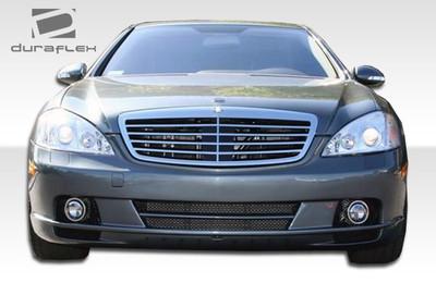 Mercedes S Class LR-S Duraflex Front Body Kit Bumper 2007-2009