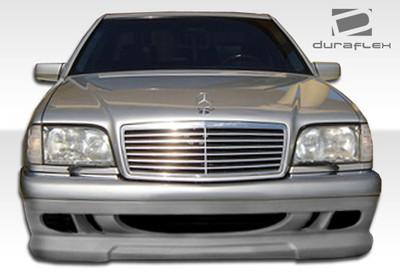 Mercedes S Class W-1 Duraflex Front Body Kit Bumper 1992-1999