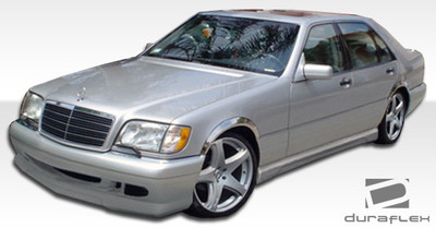 Mercedes S Class W-1 Duraflex Full Body Kit 1992-1999