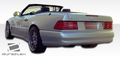 Mercedes SL AMG Look Duraflex Rear Body Kit Bumper 1990-2002