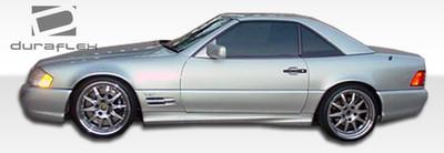 Mercedes SL AMG Look Duraflex Side Skirts Body Kit 1990-2002
