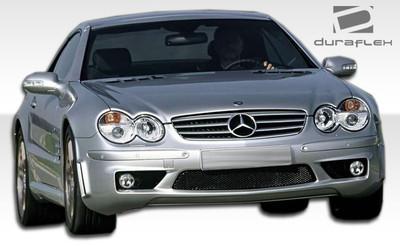 Mercedes SL SL65 Look Duraflex Front Body Kit Bumper 2003-2008