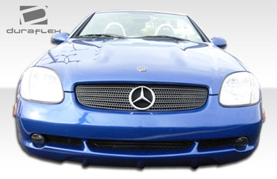 Mercedes SLK AMG Look Duraflex Front Body Kit Bumper 1998-2004