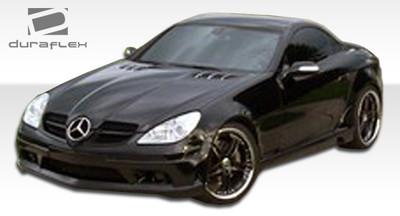 Mercedes SLK CR-S Duraflex Side Skirts Body Kit 2005-2011