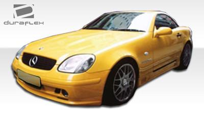 Mercedes SLK LR-S Duraflex Front Body Kit Bumper 1998-2004
