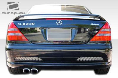 Mercedes SLK LR-S Duraflex Rear Body Kit Bumper 1998-2004