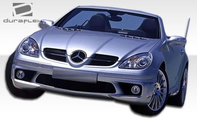 Mercedes SLK SLK55 Look Duraflex Front Body Kit Bumper 2005-2011