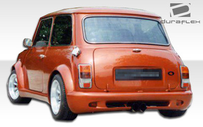 MINI Cooper Type Z Duraflex Rear Wide Body Kit Bumper 1959-2000