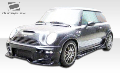 MINI Cooper Vader Duraflex Side Skirts Body Kit 2002-2006