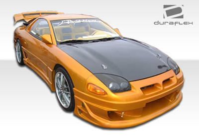 Mitsubishi 3000GT Bomber Duraflex Side Skirts Body Kit 1991-1998