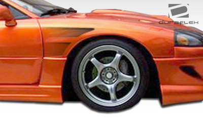 Mitsubishi 3000GT GT Concept Duraflex Body Kit- Fenders 1991-1998