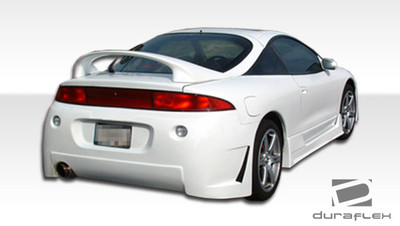 Mitsubishi Eclipse B-2 Duraflex Rear Body Kit Bumper 1995-1999